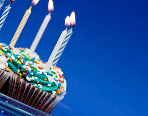 birthdaycupcake.jpg from iStockPhoto