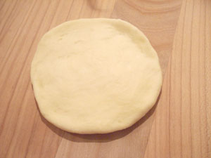 Curry Bread-dough
