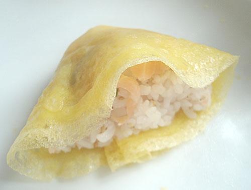 Hamaguri-zushi step 3